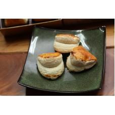 蒜蓉餅-盒 (葷)